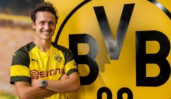 Delaney resmen Borussia Dortmund'da