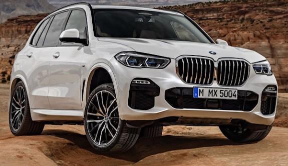 Dördüncü nesil BMW X5 gün ışığına çıktı