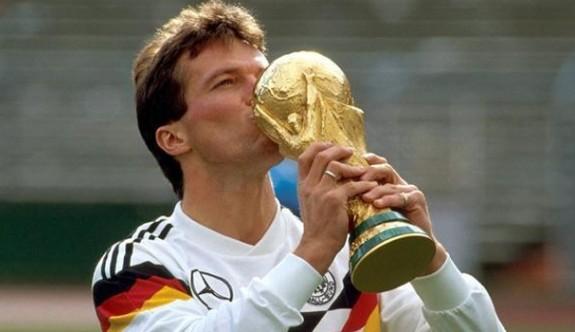 Dünya Kupası rekoru Matthaeus'ta