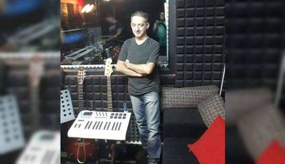 Ekrem Mavigözlü 3. albümü için stüdyoya girdi