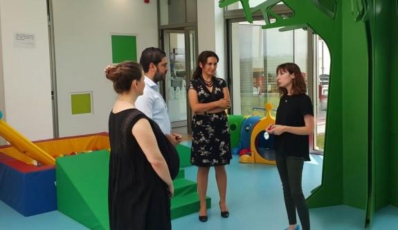 ELA Özel Eğitim Merkezi sağlık turizmine hazır