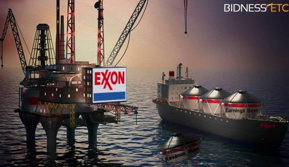 ExxonMobil acele ediyor