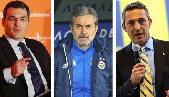 Fenerbahçe'de kritik zirve