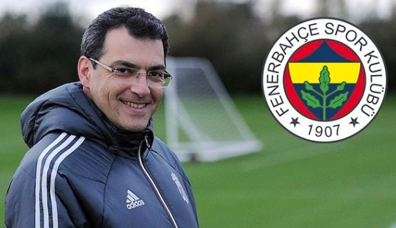 Fenerbahçe'ye Fransız sportif direktör