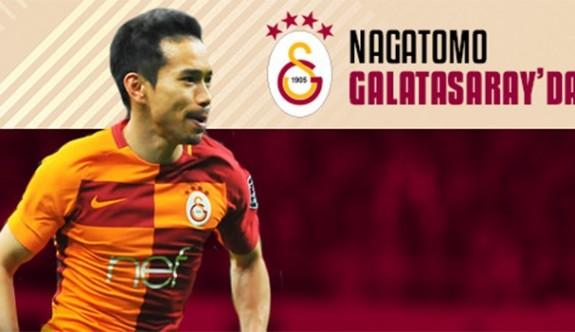 Galatasaray Nagatomo'yu bonservisli aldı