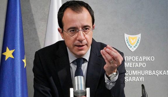 """""""Genel Sekreter asla bir ara anlaşmadan söz etmedi"""""""