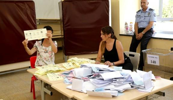 Girne İlçesi belediyelerinde kazanan meclis üyeleri