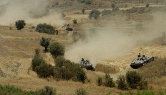 Güney'deki askeri tatbikatta 7 yaralı
