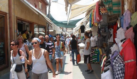 Güney'den Kuzey'e gelen turist sayısında artış