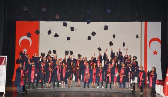 İlk mezuniyet heyecanı