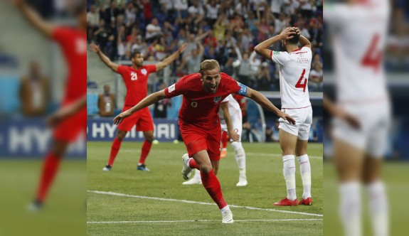 İngilizler Kane ile güldü