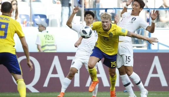 İsveç 'VAR'la kazandı