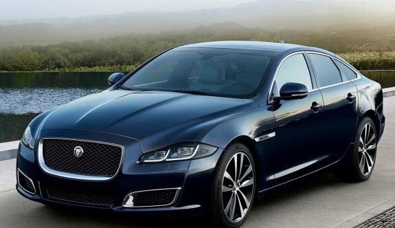 Jaguar'ın 50. Yıl modeli: XJ50
