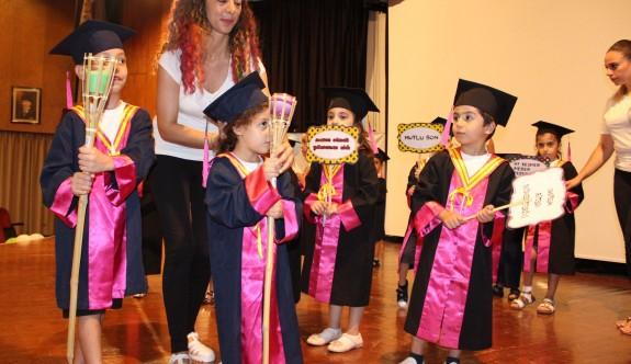 Lefkoşa Montessori'de gurur gecesi