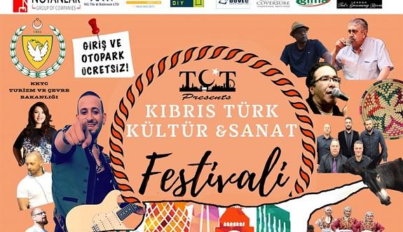 """Londra'da """"Kıbrıs Türk Kültür Sanat Festivali"""" pazar gün yapılıyor"""