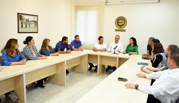 LTB'yi yatırım yapan ve hizmet verebilen bir belediye haline getirdik