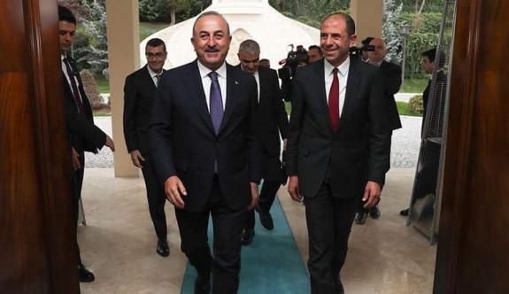 Mevlüt Çavuşoğlu, Kıbrıs'a geliyor