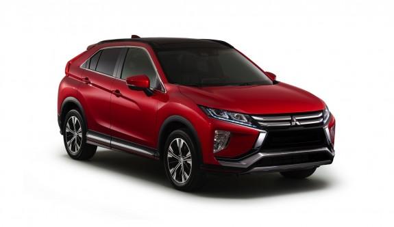 Mitsubishi Eclipse Cross'a tasarım ödülü