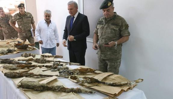Noratlas uçağı Güney Kıbrıs'a götürüldü