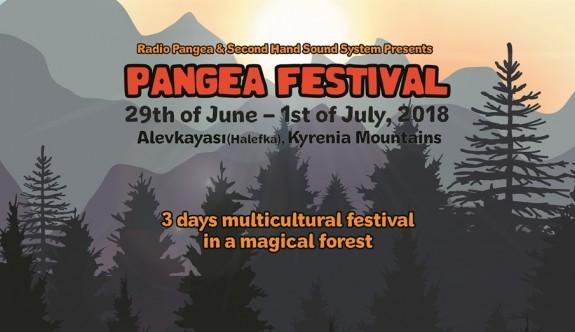 """""""Pangea Festival"""" cuma gün Alevkayası'nda başlıyor"""