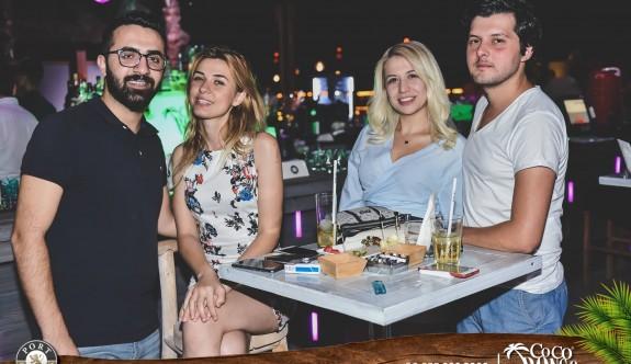 Plaj partilerine yoğun ilgi