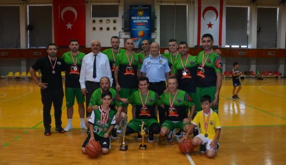 Polis Basketbol Turnuvası'nın şampiyonu LPM