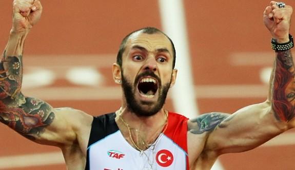 Ramil Guliyev gözünü rekora dikti