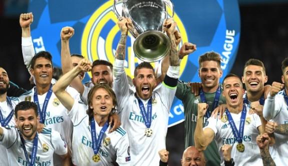 Real Madrid yine zirvede