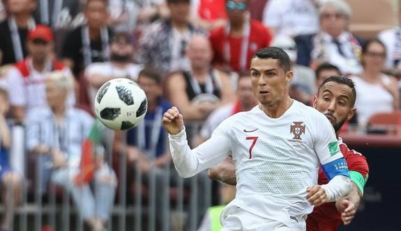 Ronaldo attı, Portekiz 3 puanı kaptı