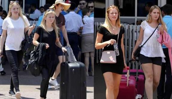 Rus turistler Güney yerine Türkiye'ye gidiyor