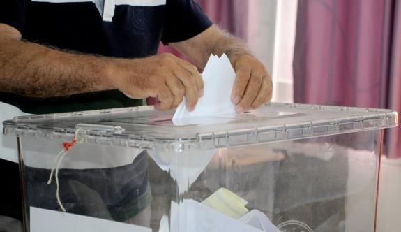 Saat 12.00 itibariyle seçime katılım oranı açıklandı