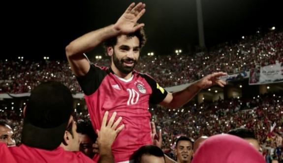 Salah, Dünya Kupası kadrosunda