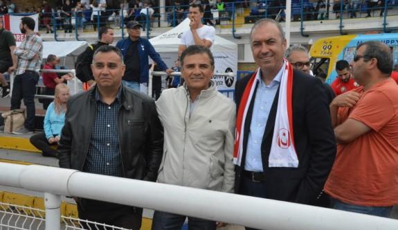 Sertoğlu'ndan milli takıma kutlama