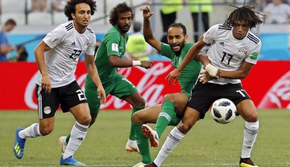 Suudi Arabistan, 3 puanla veda etti