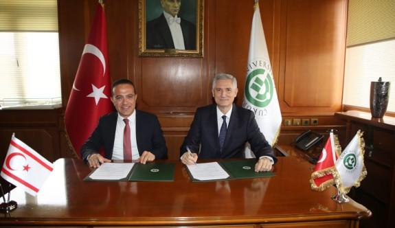 Tarım Bakanlığı ile Çukurova Üniversitesi arasında önemli sözleşme