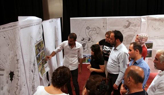 YDÜ öğrencilerinden İskele'ye 2 büyük kent parkı projesi