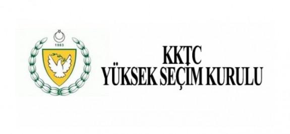 YSK'dan oy kullanma uyarısı