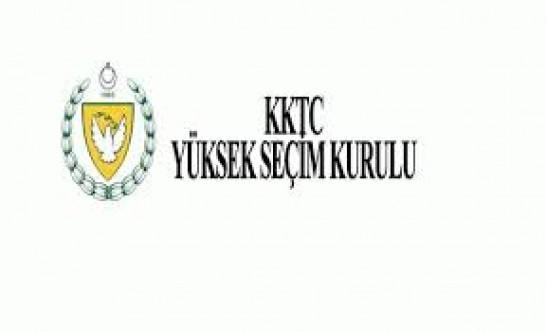 YSK kesinleşen aday listelerini açıkladı