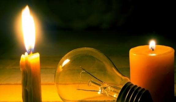 6 saat elektrik kesintisi olacak