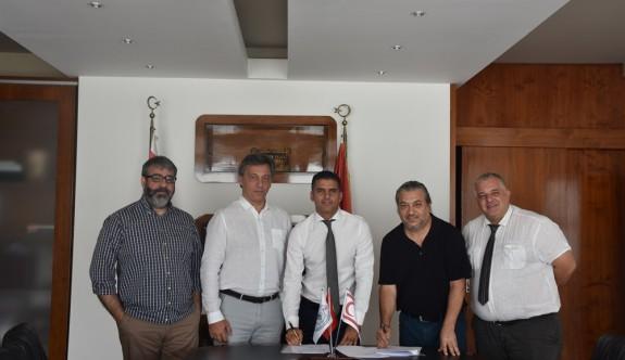 """Alsancak Belediyesi, yeşil bir ofis olma"""" yönünde adım attı"""