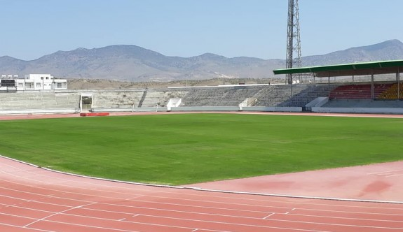 Atatürk Stadı, yeni sezona hazır