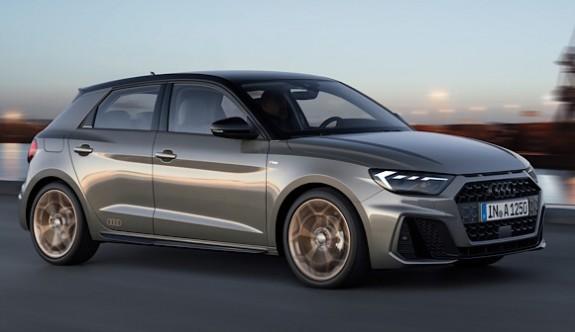 Audi A1 yenilendi