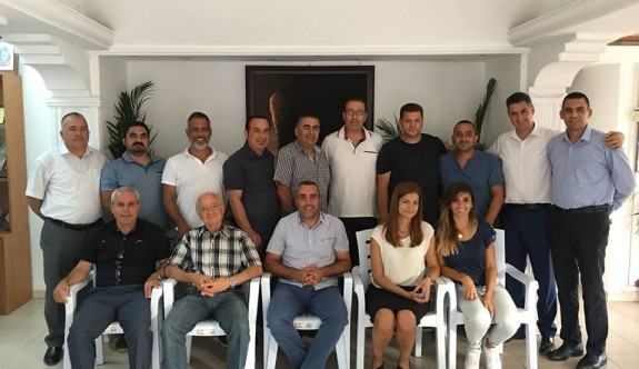 Baf Türk Birliği yeni yönetimini belirledi