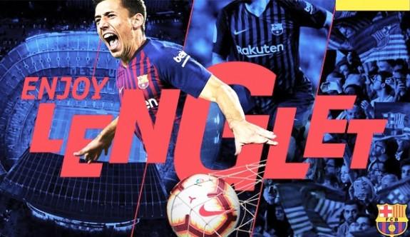 Barcelona'dan 36 milyon Euro'luk transfer