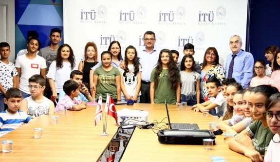 Başbakanlık himayesinde 50 çocuğa yaz kursları