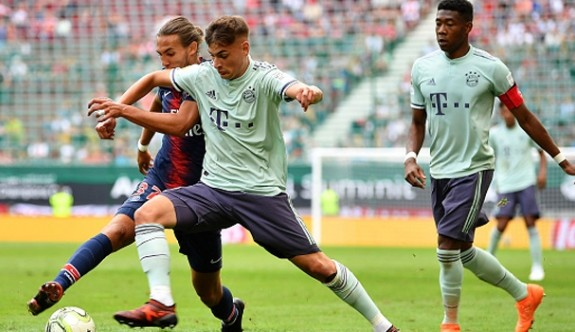 Bayern Münih, PSG'yi 3 golle devirdi