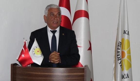 Belediyeler Birliği'nde yeni başkan Mahmut Özçınar oldu