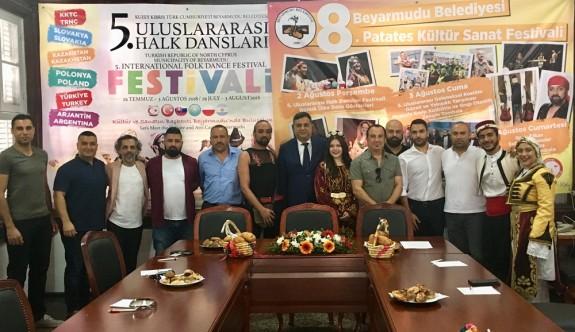 Beyarmudu Halk Dansları ve Patates Festivalleriyle şenlenecek