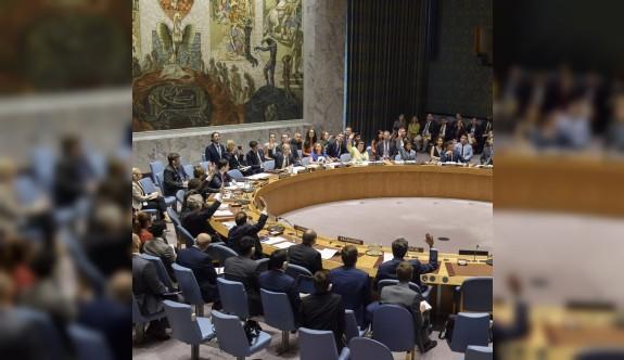 BM Güvenlik Konseyi'nden Kıbrıs'ta süreçi hızlandırma çağrısı