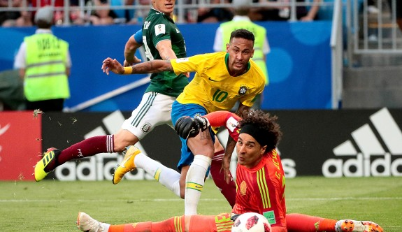 Brezilya sürprize izin vermedi